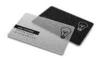 Cartes De Visite En Plastique