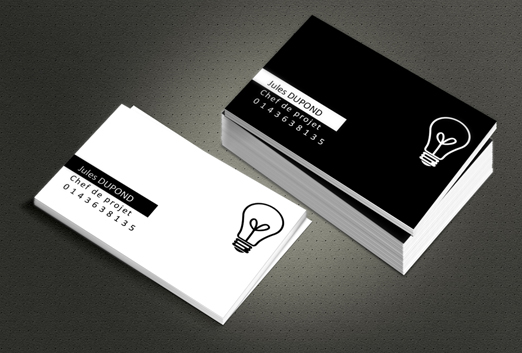 Impression Cartes Carte De Visite Plastique Postale